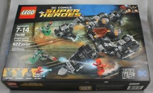 Image is loading Lego-76086-DC-Comics-Super-Heroes-Knightcrawler-Tunnel- b01775b2e0
