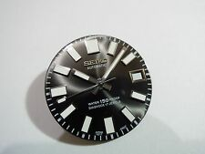 SEIKO REPLACEMENT COMPLETE SET DIAL & HANDS FOR 6217-8000 / 8001 DIVERS WATCH
