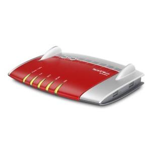 AVM FRITZ!Box 6490 Cable Kabel Modem WLAN bis 1.300 Mbit/s (5 GHz) Router VoIP