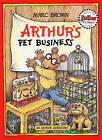 Arthur's Pet Business by Marc Brown (Hardback, 1993)