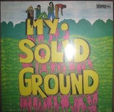 "12"" Vinyl LP NEU + OVP My Solid Ground  Prog Psych Psychedelic Rock Kraut Kraan"
