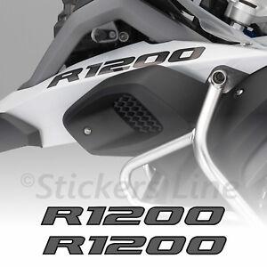Adesivi-BMW-R1200-GS-Adventure-scritte-adesive-Becco-Anteriore-Antracite-Nero
