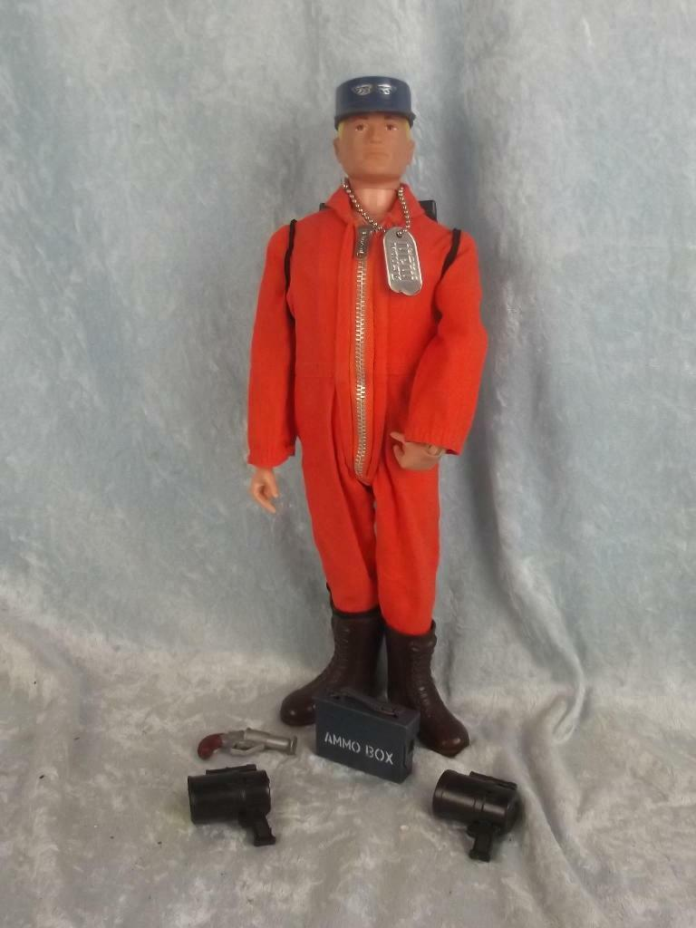 Palitoy 1966 ACTION MAN azione PILOTA doll