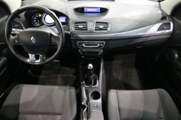 Renault Megane III 1,5 dCi 110 Expression Sport Tourer billede 11