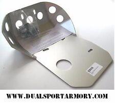 Honda XR650L-XR600R 1992-2019 Skid Plate,Aluminum,Ricochet,Dual Sport,