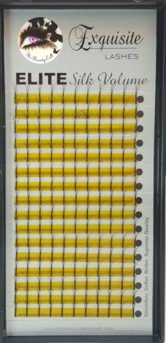5D Elite Silk B//C//D .05//.07mm Prefanned Volume Ultra Thin Eyelash Extensions
