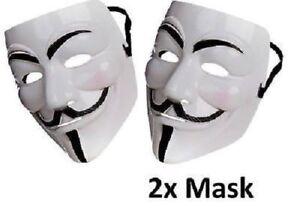 2x-ANONYMOUS-HACKER-V-FOR-VENDETTA-GUY-FAWKES-FANCY-DRESS-HALLOWEEN-FACE-MASK