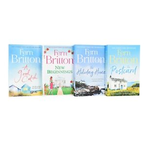Fern-Britton-4-Books-Young-Adult-Collection-Pack-Paperback-Set