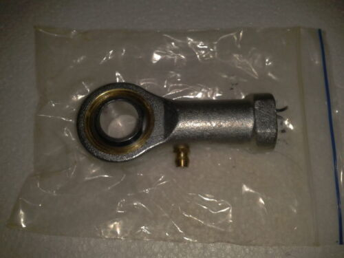 14mm id,FEMALE METRIC,LEFT HAND THREAD,TIE ROD END,BRONZE TYPE,PN MF14L PHS14L