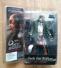 """Jack the Ripper Figure 6"""" McFarlane Six Faces of Madness Rare Unopened Spawn"""