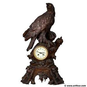 antique-carved-wood-eagle-table-clock-swiss-1900