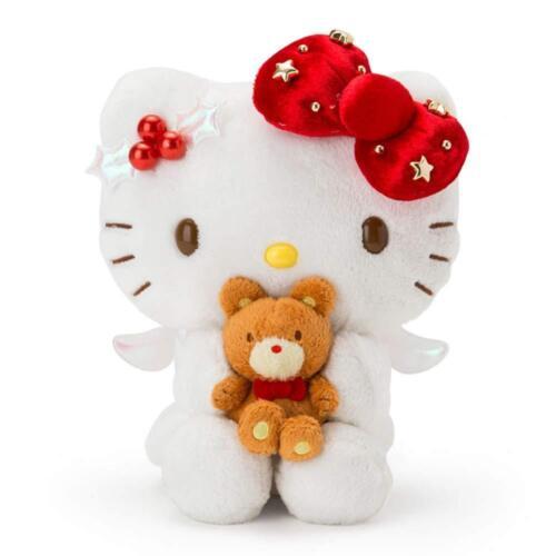 Sanrio Hello Kitty Plush Doll Angel Christmas 2018 Kawaii Japan