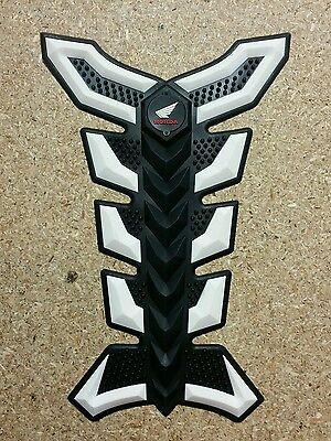 3D Rubber Motorbike Motorcycle Tank Pad Honda VTR VFR Hornet CBR Type 2
