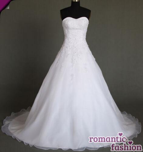 robe de mariée Léviathans Toutes Tailles Blanc ou Crème ♥ Robe de mariée w081nm ♥