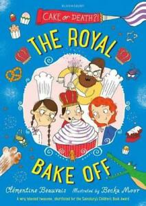 The-Royal-Reposteria-por-Beauvais-Clementine-Libro-de-Bolsillo-9781408863923-Ne