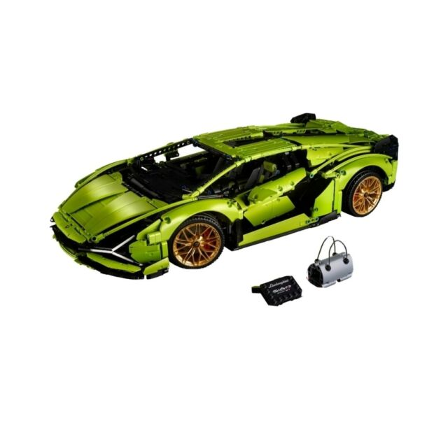 Lego 42115 Technic Lamborghini Sián FKP 37 Brand new sealed