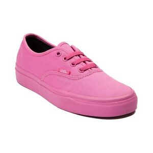 vans authentic rosa mujer
