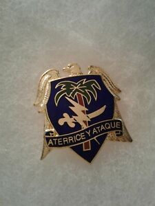 Authentic-US-Army-551st-Airborne-Infantry-Regiment-Unit-DI-DUI-Insignia-NH