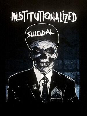 badhabitmerch MED-2XL New Suicidal Tendencies Still Cyco Punk Album Shirt