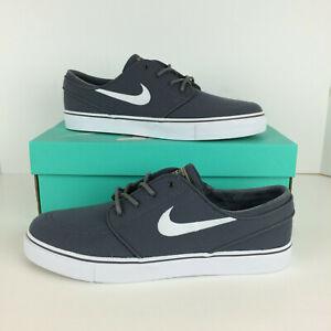 d1bbdca559267 Details about Nike SB Zoom Stefan Janoski Canvas Shoes Skateboarding Grey  615957-027 Men 10
