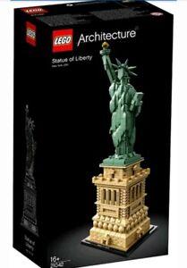 Lego Architecture 21042 statues de la liberté statue de la liberté new-sealed1a