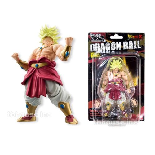 "Bandai Shokugan Shodo Part 5 Dragon Ball Broly 4/"""
