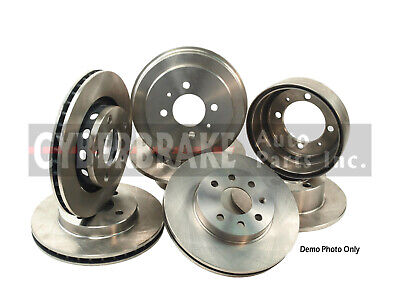 For 1963-1964 Ford Thunderbird Front R1 Concepts Brake Drums Pair