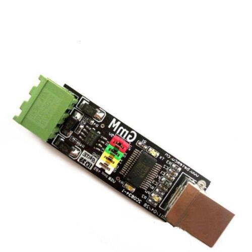 2x USB to RS485 TTL Serial Converter Adapter FTDI interface FT232RL 75176 Module