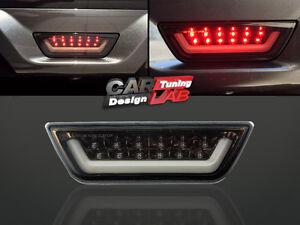 Smoke-Rear-LED-Fog-Lamp-Light-F1-Style-Brake-Light-for-Suzuki-Swift-Sport-SX4