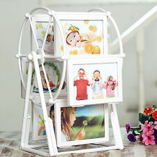 Osiyankart 12 Photos 3.5inch Rotating Ferris Wheel Photo Frames Home Decor
