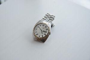 Citizen-Armbanduhr-Automatic-21-Jewels-Datumsanzeige-Edelstahlband