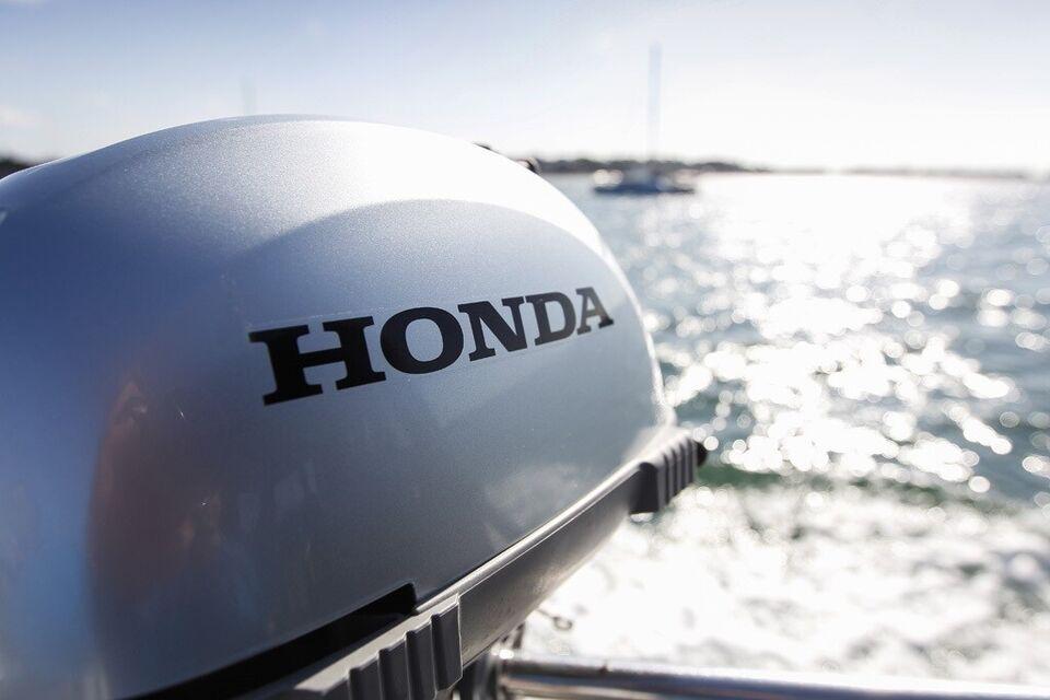 Ny Honda BF2,3 luftkølet