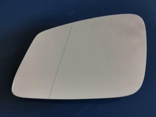 Wing mirror glass 4 broches Chauffé pour BMW 7 Série F01 F02 FO3 F04 2008-15 gauche