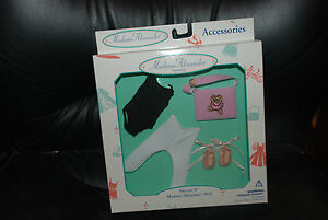 Ballet-Outfit-amp-Accessories-Boxed-by-Madame-Alexander-NRFB