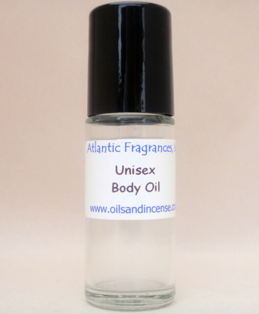 Egyptian Musk Unisex Body Oil, available in 3 sizes!