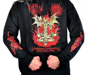 Angelslaying Album Hoodie Of Surrender Cover Divinity Archgoat fRAOqZ7wx