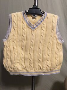 size 18-24 month vest crochet vest handmade vest Toddler vest toddler clothes