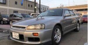 1999 Nissan Skyline GTT