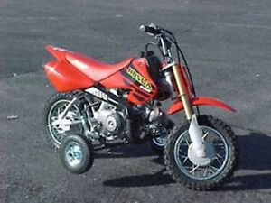 FOR-HONDA-TRAINING-WHEELS-SAFETY-XR50-XR-CRF-CRF50-Z50-Z50R-70-DIRT-BIKE-P-TW01