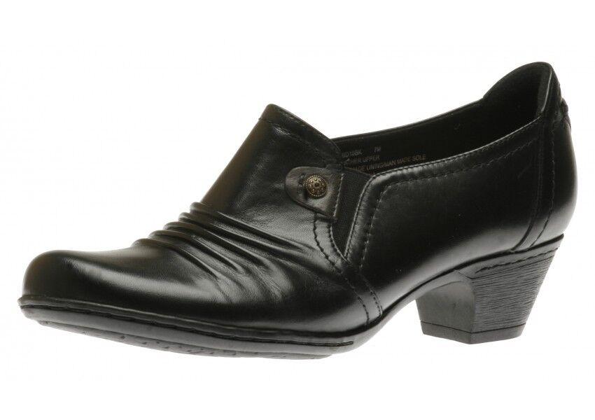 Cobb Hill Women's Adele Black shoes shoes shoes US 9.5 M 9c4353