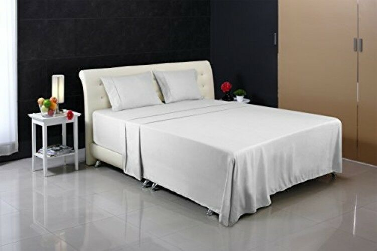 4-Piece SOFT MICROFIBER Bed SHEETS Bedding Wrinkle Fade Stain Resistant Silky