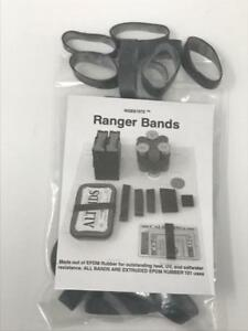Ranger Bands 40 Small Made in the USA from EPDM Rubber Heavy Duty Survival Gear
