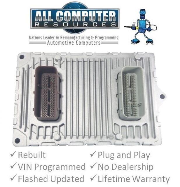 2011 Dodge Caliber 2 4l PCM ECM ECU Part# 68066715 Reman Engine Computer