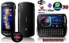 Sony Ericsson Xperia Pro Black (Ohne Simlock) Smartphone WLAN 3G GPS 8MP OVP
