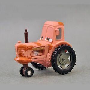 CARS-TRACTOR-Loose-Mattel-Disney-Pixar-SFUSO-NUOVO-034-RARISSIMO-034
