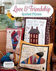 Love & Friendship Quilted Pillows by Tricia Cribbs (Pamphlet, 2016)