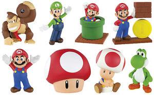 Neueste Kollektion Von Mcdonald's Super Mario Toys 2014 Film, Tv & Videospiele New Choose Mario Yoshi Toad Luigi Birthday Ein GefüHl Der Leichtigkeit Und Energie Erzeugen Action- & Spielfiguren