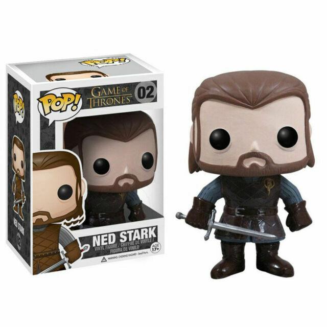 Funko-Pop Game Of Thrones Ned Stark Vinyle Brand New in Box
