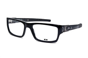 52494ab91554d New Oakley MUFFLER 22-202 Black 53 18 135 Eyeglasses Optical
