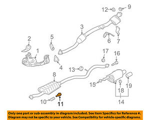 image is loading subaru-oem-44059aa010-exhaust-bolt
